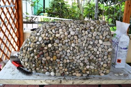 Giardino pinuccia for Come costruire una cabina di pietra