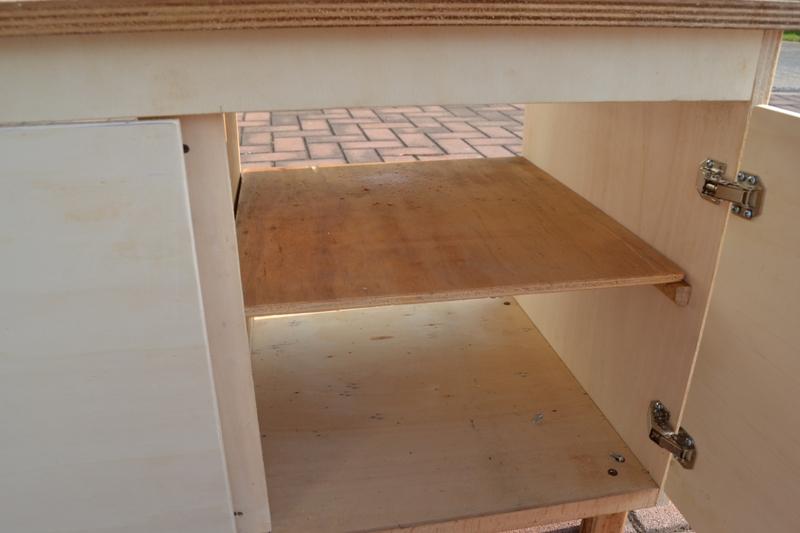 Costruire un mobile porta acquario progetto vasca in - Costruire un mobile in legno ...
