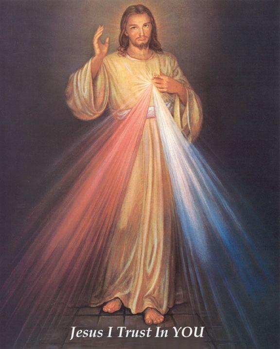Gesù confido in te